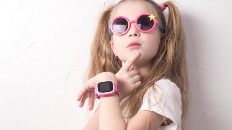 digital watch for girls